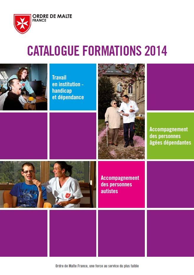 Catalogue formation2014