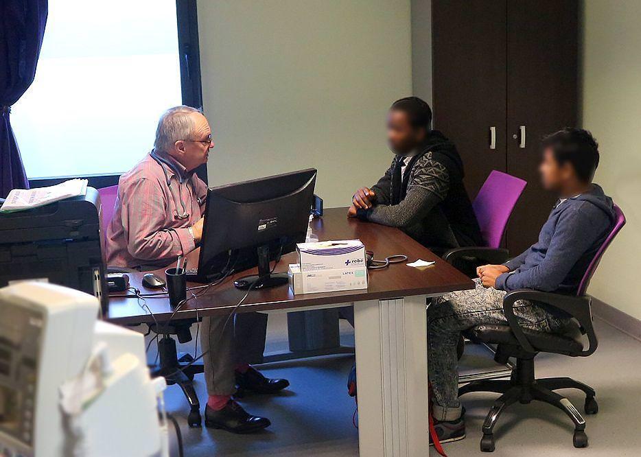 Consultation médicale au Mans