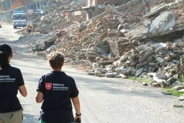 Aide humanitaire d'urgence