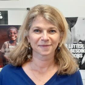 Direction Ressources, Marketing et Communication - Géraldine Barral